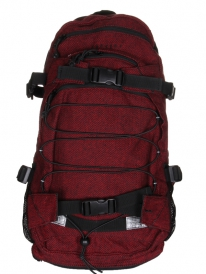 Forvert New Louis Rucksack (flannel red)