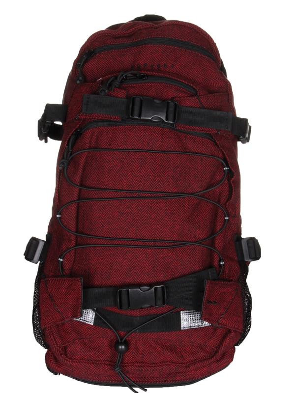 Forvert New Louis Rucksack (flannel red)