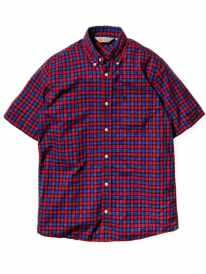 Carhartt Ward Kurzarmhemd (red checked)
