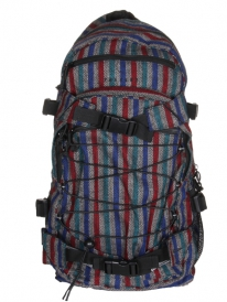 Forvert New Louis Rucksack (flannel striped)