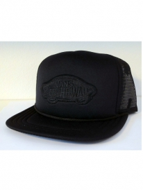 Vans Classic Patch Trucker Cap (black)