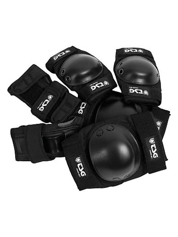 TSG Junior Protection Set (black)