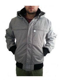 Humör Thor Jacke (light grey)
