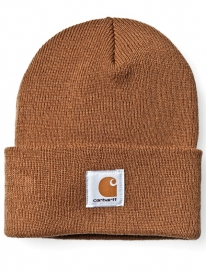 Carhartt Acrylic Watch Hat Beanie (hamilton brown)
