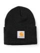 Carhartt WIP Acrylic Watch Hat Beanie (black)