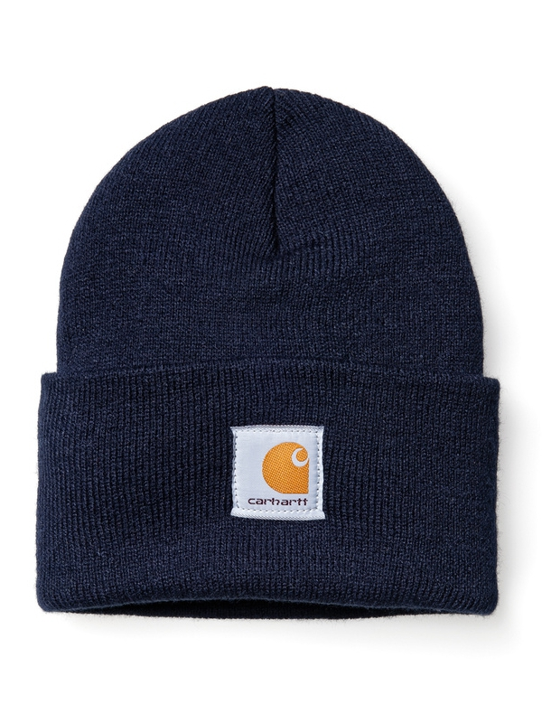 Carhartt Acrylic Watch Hat Beanie (navy)