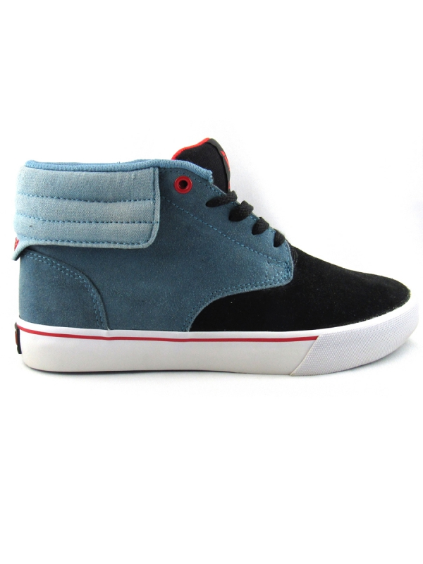 Supra Passion Mid Lizard King (blue/black/red/white)
