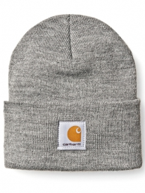 Carhartt WIP Acrylic Watch Hat Beanie (grey heather)