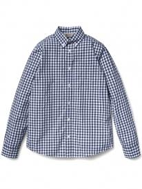 Carhartt Neat Hemd (black neat check)