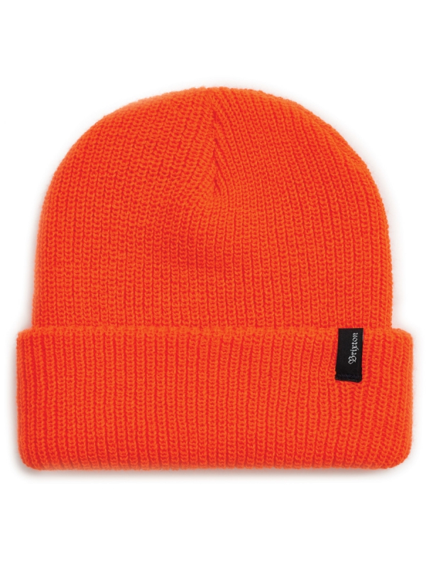Brixton Heist Beanie (blaze orange)
