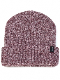 Brixton Heist Beanie (burgundy heather)