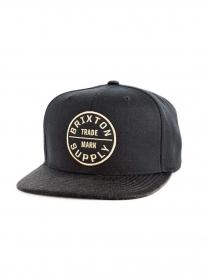 Brixton Oath 3 Cap (black)