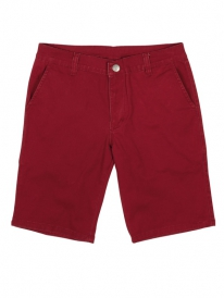 Cleptomanicx Port Slim Vintage Short (dried tomato)