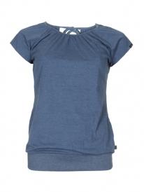Forvert Celine Top (blue melange)