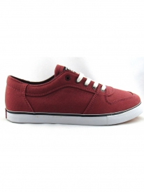 Globe Banshee (brick red/white)