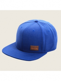 Iriedaily Patch Snapback Cap (royal blue)