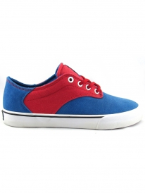 Supra Pistol (blue/red/white)