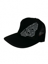 Gravity Trucker Cap (black)
