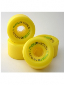 Metro Motion 70mm 78a (yellow) 4er Satz