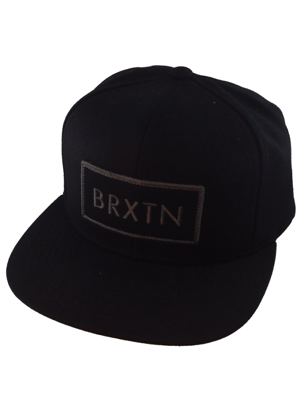 Brixton Rift Cap (black/black)