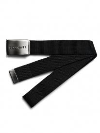 Carhartt Clip Chrome Gürtel (black)