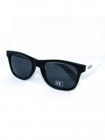 Vans Spicoli Sonnenbrille (black white/black mirror)