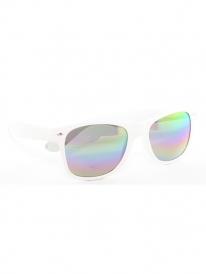 Schichtwechsel Sonnenbrille (weiß multicolor)