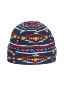 Forvert Cusco Beanie (navy allover)