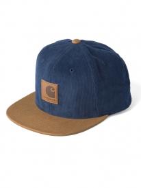 Carhartt Gibson Starter Cap (navy/hamilton brown)