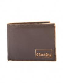 Iriedaily Styled Berlin Wallet (chocolate)