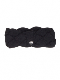 Cleptomanicx Louie Headband (black)
