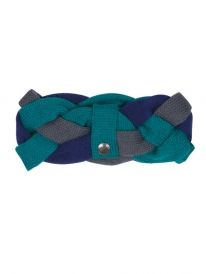 Cleptomanicx Louie Headband (alpine green)